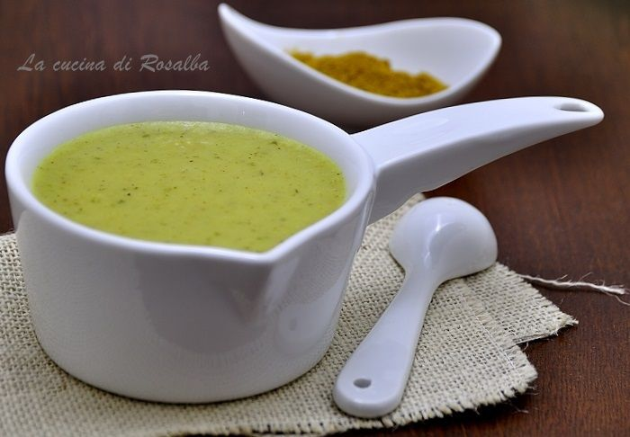 salsa al curry | la cucina di rosalba