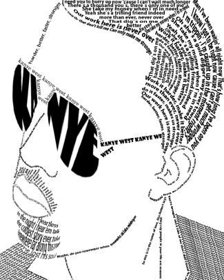 15 best Word Art/Micrography images on Pinterest