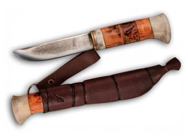 Финский нож для охоты