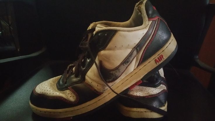 My old Nike shoes are dead. Can't find another pair similar to them help?