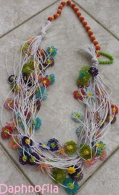 Τα daphnofila δημιουργούν: Πολύχρωμα  ευωδιαστά λουλούδια!!!!