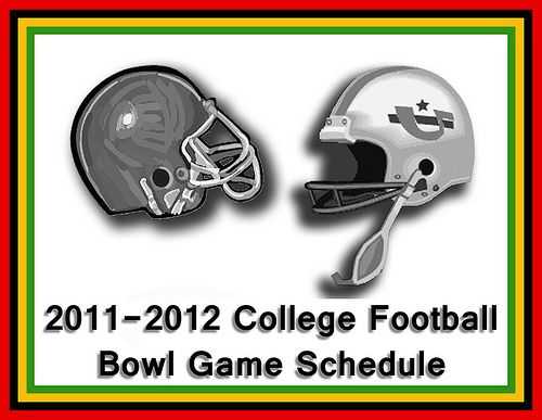 Below is a printable list of all 2011-2012 college football bowl game results sorted by date and time of kickoff.  LOOKING FOR THIS YEAR'S BOWL GAME SCHEDULE? GO HERE  __________________________________________________  Gildan New Mexico Bowl, Dec. 1 Get the most wanted video games. Save money and play on.