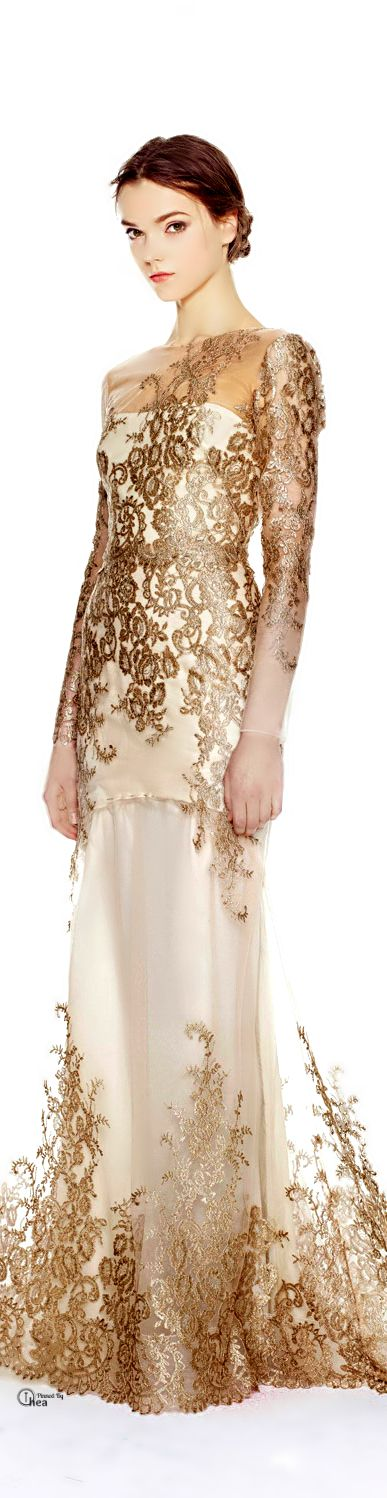 Marchesa Notte ● Fall  2014      jaglady