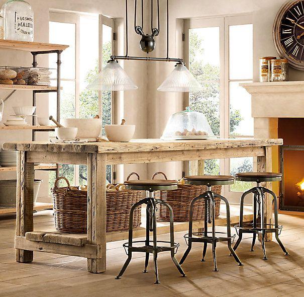 Restoration Hardware Paint Kitchen: 17 Best Images About Restoration Hardware On Pinterest
