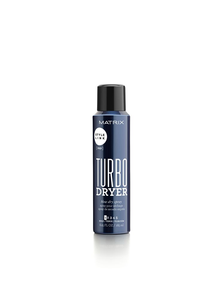 Matrix Style Link Prep Turbo Dryer blow dry spray 185ml.