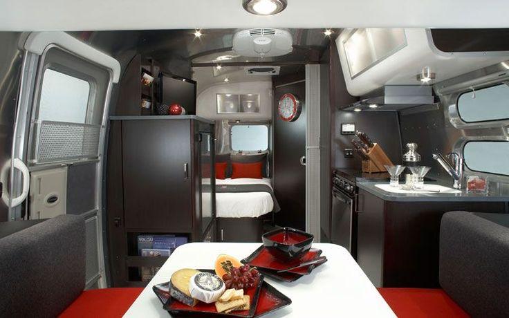 Modern Airstream Interior