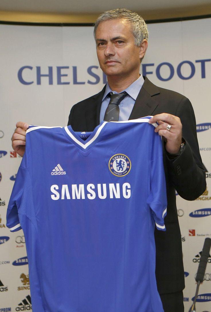 Jose Mourinho first press conference. June 10, 2013.