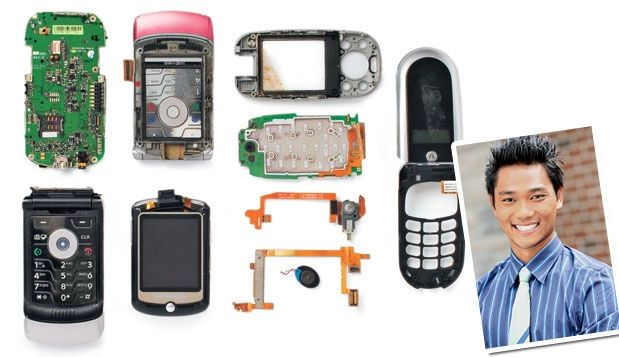 9 cool college start ups...love the one with the refurbished cell phones.