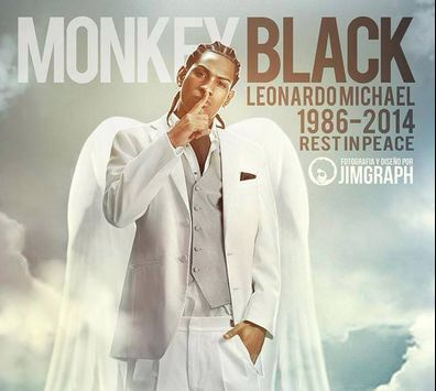 Monkey Black, the dominican rapper whose real name is Leonardo Michael Flores Ozuna died last night in Barcelona, Spain after receiving multiple stab wounds in a fight. Ozuna was exiting a bar in the southern city when he got into an altercation: the rapper died from the ensuing wounds.