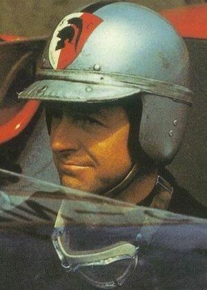 Wolfgang von Trips (ALE): morreu em 10 de setembro de 1961, em acidente durante do Grande Prêmio da Itália da temporada 1961 da Fórmula 1