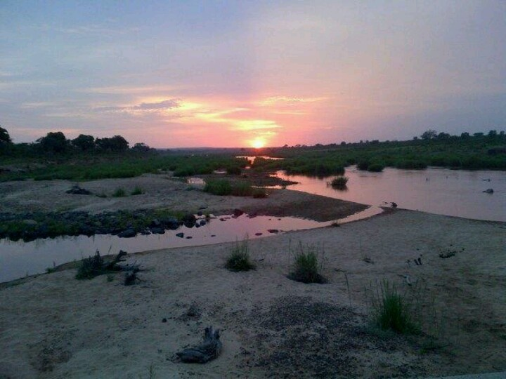 Sunrise, Lower Sabie, South Africa