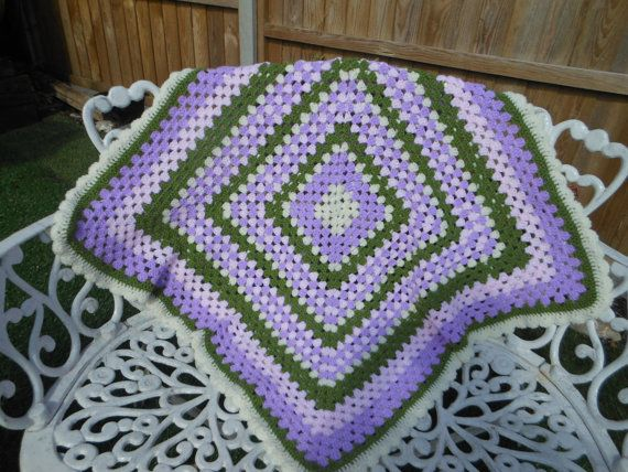 Hey, I found this really awesome Etsy listing at https://www.etsy.com/uk/listing/226395646/baby-crochet-blanket-new-born-girl