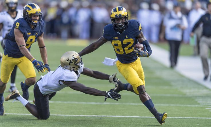 Seattle Seahawks Select Michigan Wide Receiver Amara Darboh With No. 106 Overall Pick In 2017 NFL Draft   Seattle Seahawks