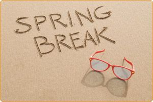 Looking forward to spring  break? Here are 50 inexpensive and fun activities for families to enjoy together.Cant Wait, Spring Breaking, Favorite Places, Safety Tips, Breaking 2014, Beach, Colleges Student, Springbreakers, Breaking Ideas