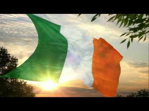 The Irish National Anthem (English) — John McDermott - YouTube