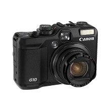 Canon Powershot G10.