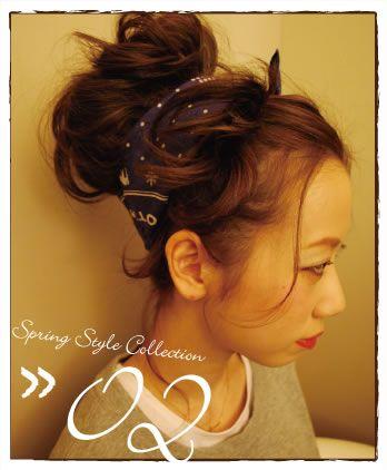 SPRING STYLE COLLECTION スプリングスタイルコレクション 美容室 Act Japan アクトジャパン 福岡天神 ヘアサロン