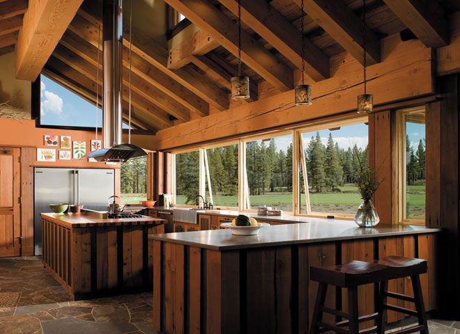Pella Architect Series Awning Windows, Offer A Clear View And Welcome Fresh  Air Into A Kitchen Or Any Room. T Kitchens.