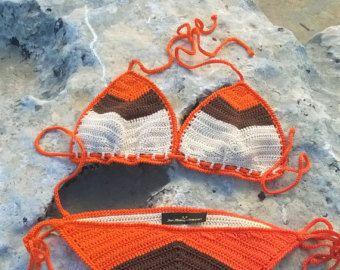 Bikini de ganchillo