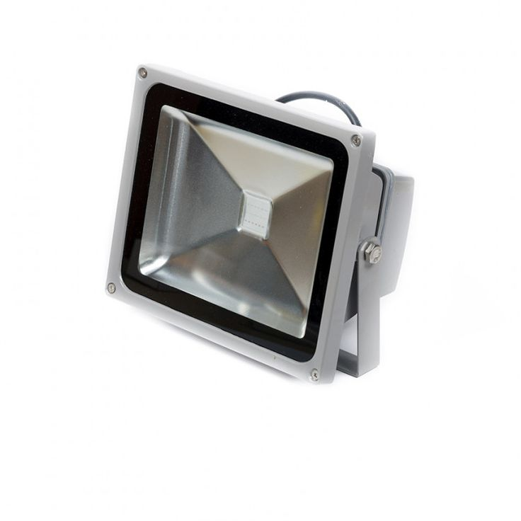 Proyector LED 30W RGB Proyector LED 30W de exterior. Equivale a proyector halógeno de 150W.