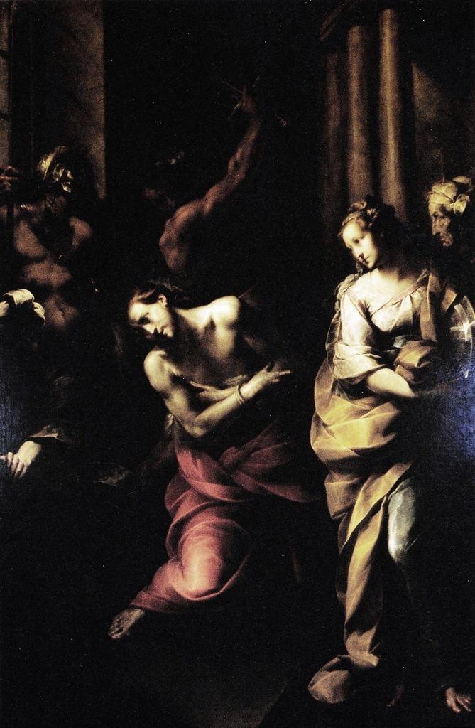 Daniele Crespi - Martirio di San Giovanni Battista - 1618