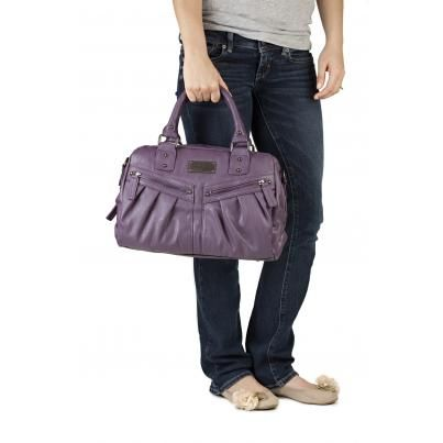 Kelly Moore Mimi bag in lavendar $199