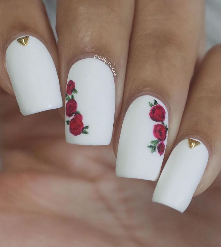 94 Marvelous Nail Art Design Ideas by Gabby Morris - List Inspire