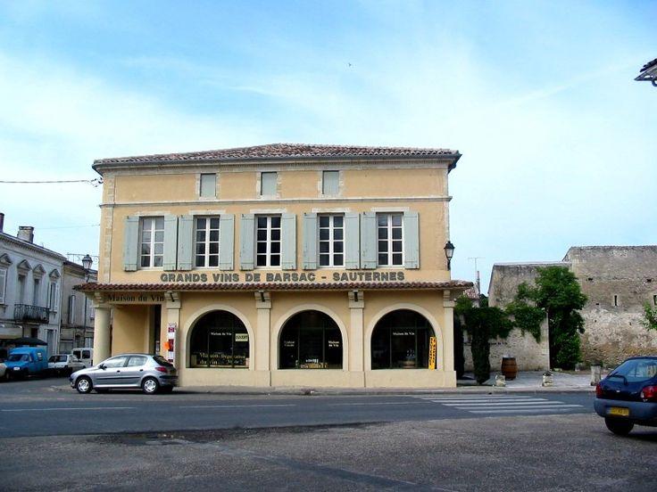 Barsac, Aquitaine France