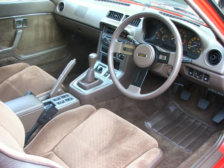 1979 Mazda Rx 7 Sa22c Savanna Rhd Interior Driver Side Rx7 Savanna Project Pinterest