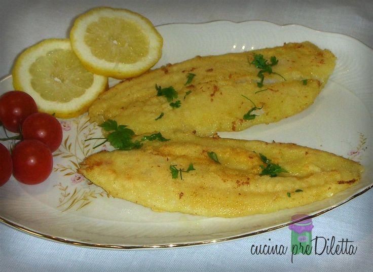 Filetti di pesce alla mugnaia, ricetta classica