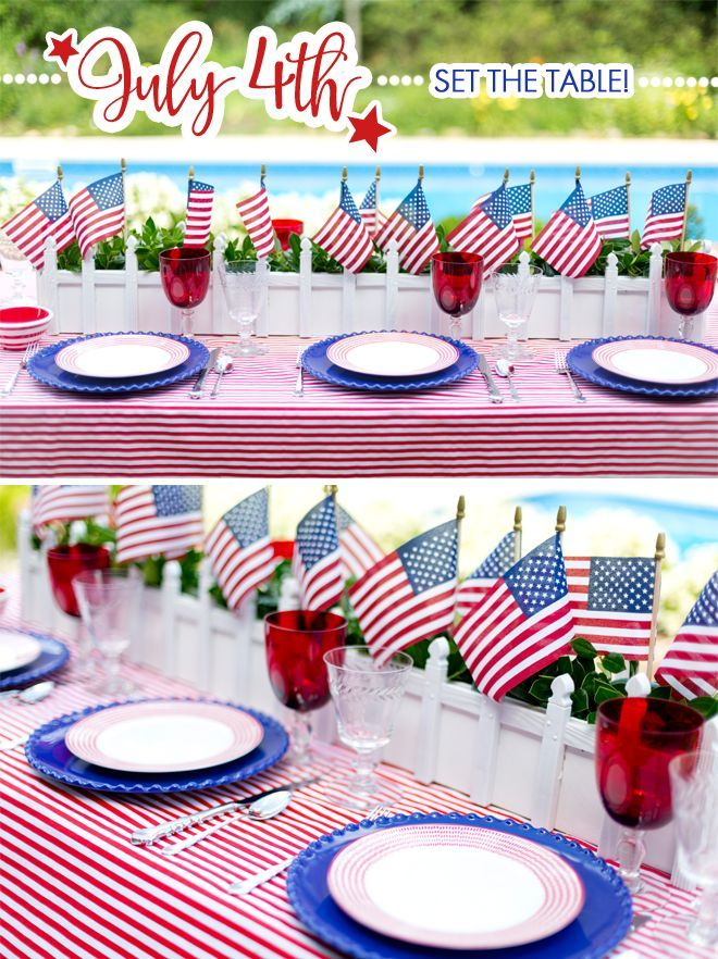 memorial day food menu ideas
