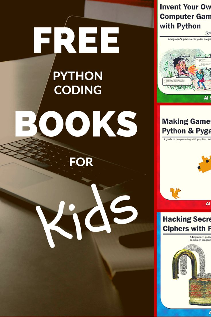 15 best python coding for kids images on pinterest programming a collection of python ebooks and resources for kids for download programming fandeluxe Images