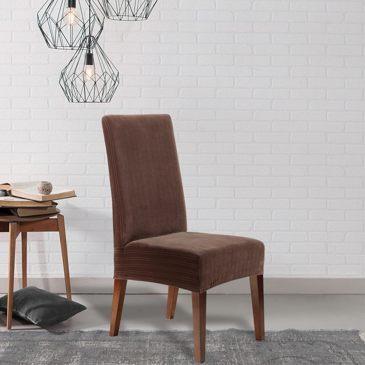 Best 25+ Dining Room Chair Slipcovers Ideas On Pinterest