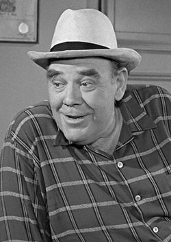 "James Westerfield (1913 - 1971) No one remembers his name but he was seen in movies and many TV series.  He was in several episodes of ""The Andy Griffith Show"""