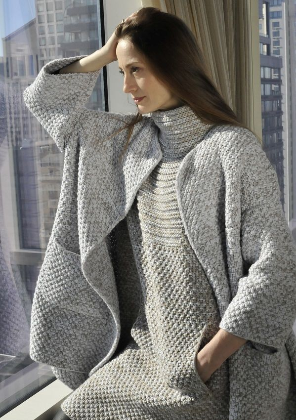 Hania by Anya Cole Belgrade Coat & Rata Vest Fall 2017