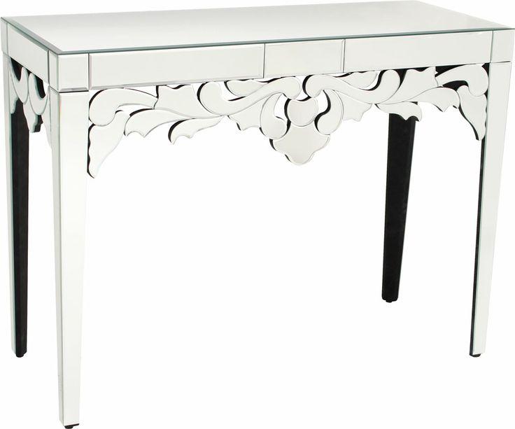 OnLine Atelier - Loja Virtual - arte - decoração - deign-  Aparador espelhado com 4mm de espelho chanfrado e estrutura em MDF pintado- Medidadas 102 x 41 x 77cm. Pronta entrega Informações: (54) 9165-9726 - onlineatelier@hotmail.com
