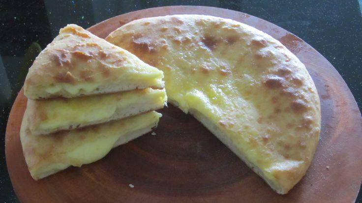 ВКУСННЫЕ ХАЧАПУРИ очень простой рецепт #ГрузинскаяКухня Хачапури с сыром...