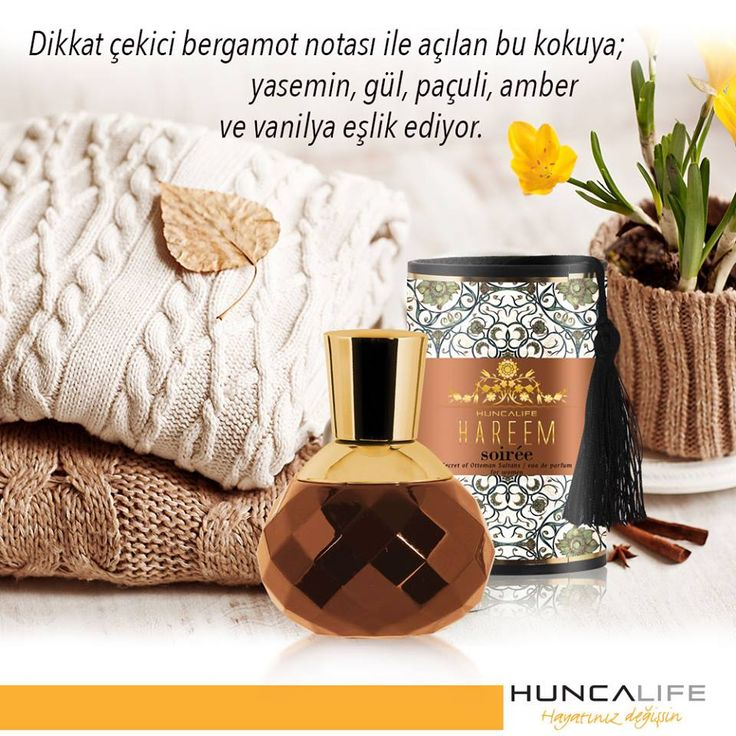 harika kalıcı bir parfüm #harem #huncalife #parfum http://www.huncalife.com.tr/Default.aspx?ReferenceID=70d97e3f-aac4-46a4-8813-8b2436a56363