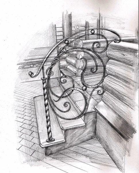 47 Stair Railing Ideas: Best 25+ Stair Railing Ideas On Pinterest