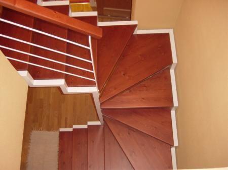 escalera interior escalera de caracol escalera escalera interior escalera a medida hierro forjado y madera