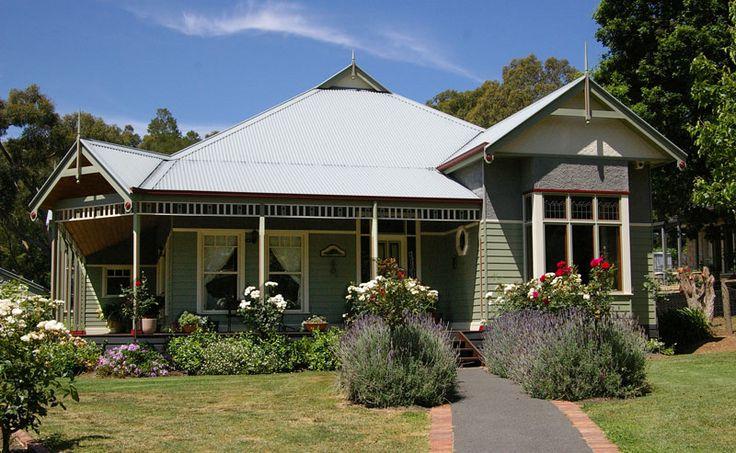 australian traditional home plans | Familiar