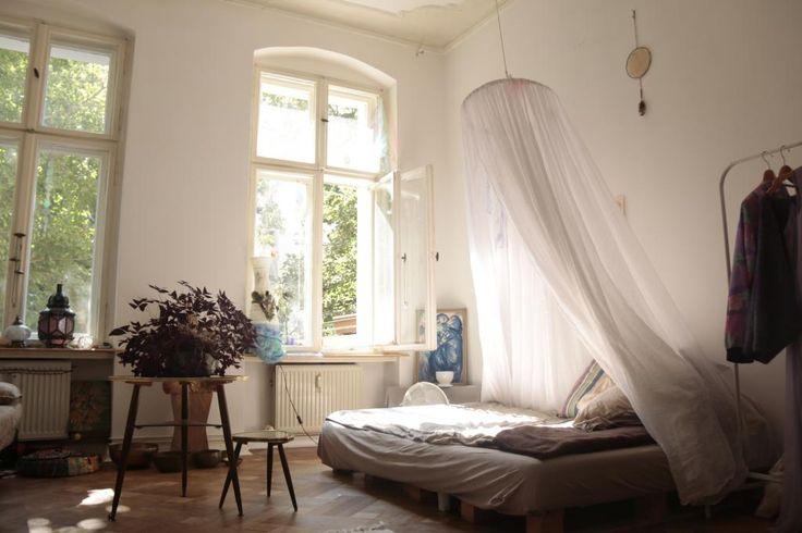 Wunderschönes, helles Zimmer in einer 3er WG in B…