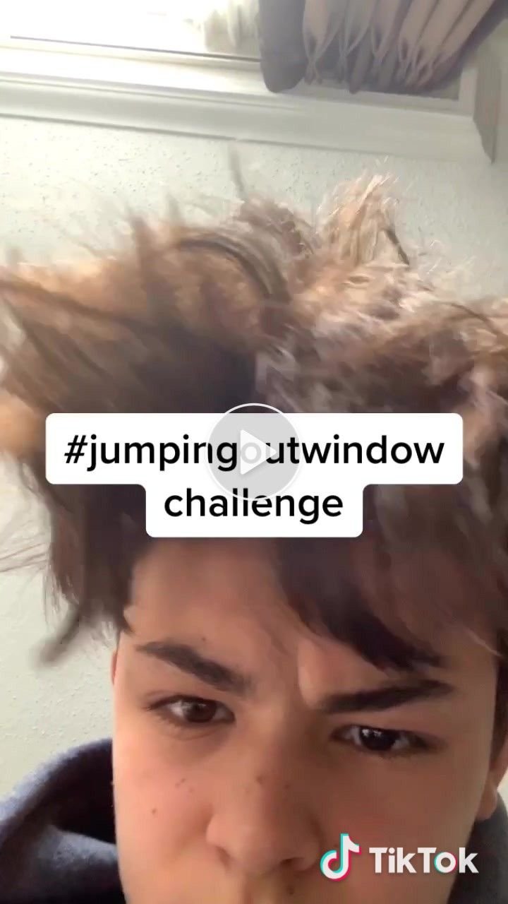 Therealzotto Therealzotto On Tiktok Anything To Go Viral Fyp Foryou Foryoupage Jumpingoutwindowchallenge Viral Told You So Anything