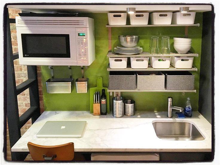 Small Apartment Kitchen Decor
