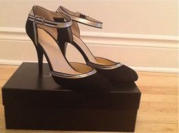 Available @ TrendTrunk.com jcrew Heels. By jcrew. Only $58.00!