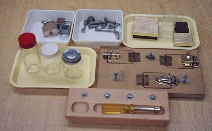 244 best montessori images on pinterest for Montessori fine motor skills