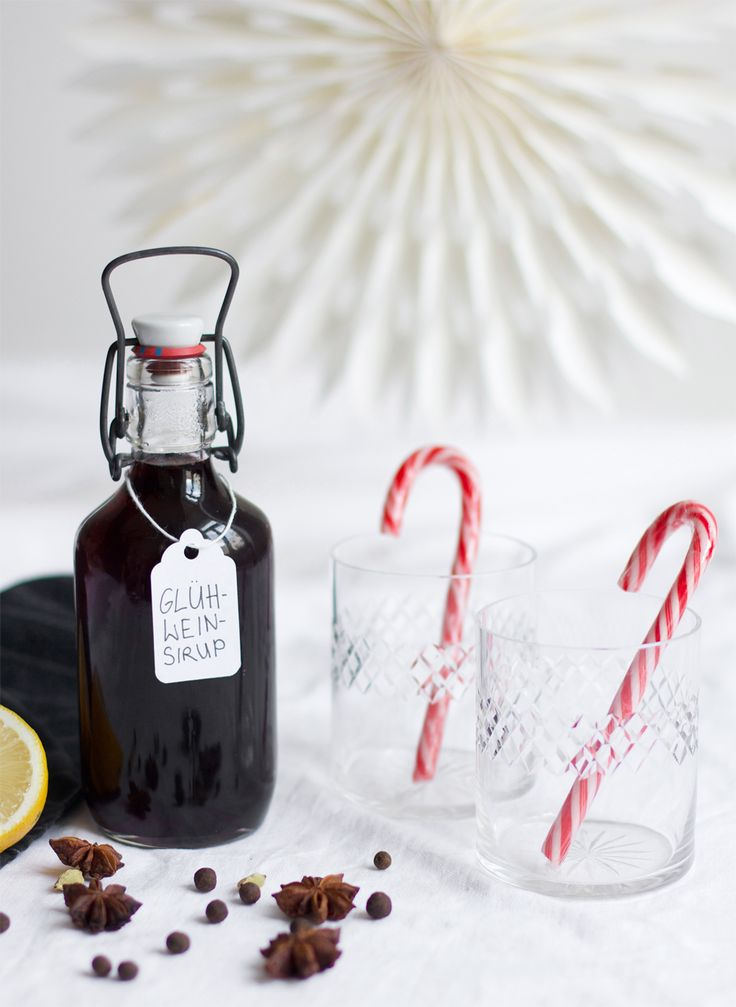 we love handmade | Drinks: Glühweinsirup | http://welovehandmade.at