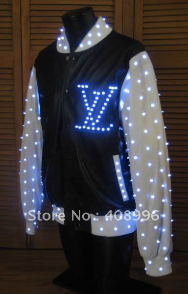 illuminated clothing google search wearable light pinterest up costumes hip hop and jackets. Black Bedroom Furniture Sets. Home Design Ideas