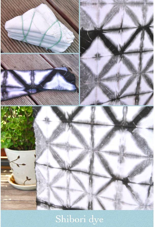 Batik hat schon lange seinen Hippie Charme verloren. Diese Technik macht viel Spaß und lässt viel Freiraum für eigenen Ideen. Mit einer einfachen Falttechnik erzielst du wunderschöne Muster.