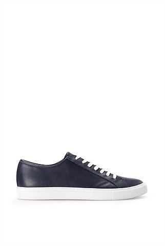 Trenery Man - Leather Sneaker #minimal